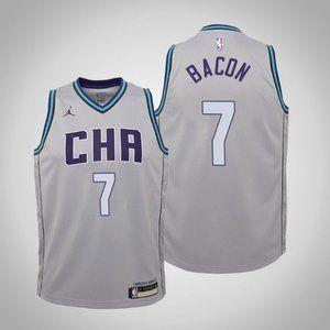 Women Charlotte Hornets Dwayne Bacon Jersey
